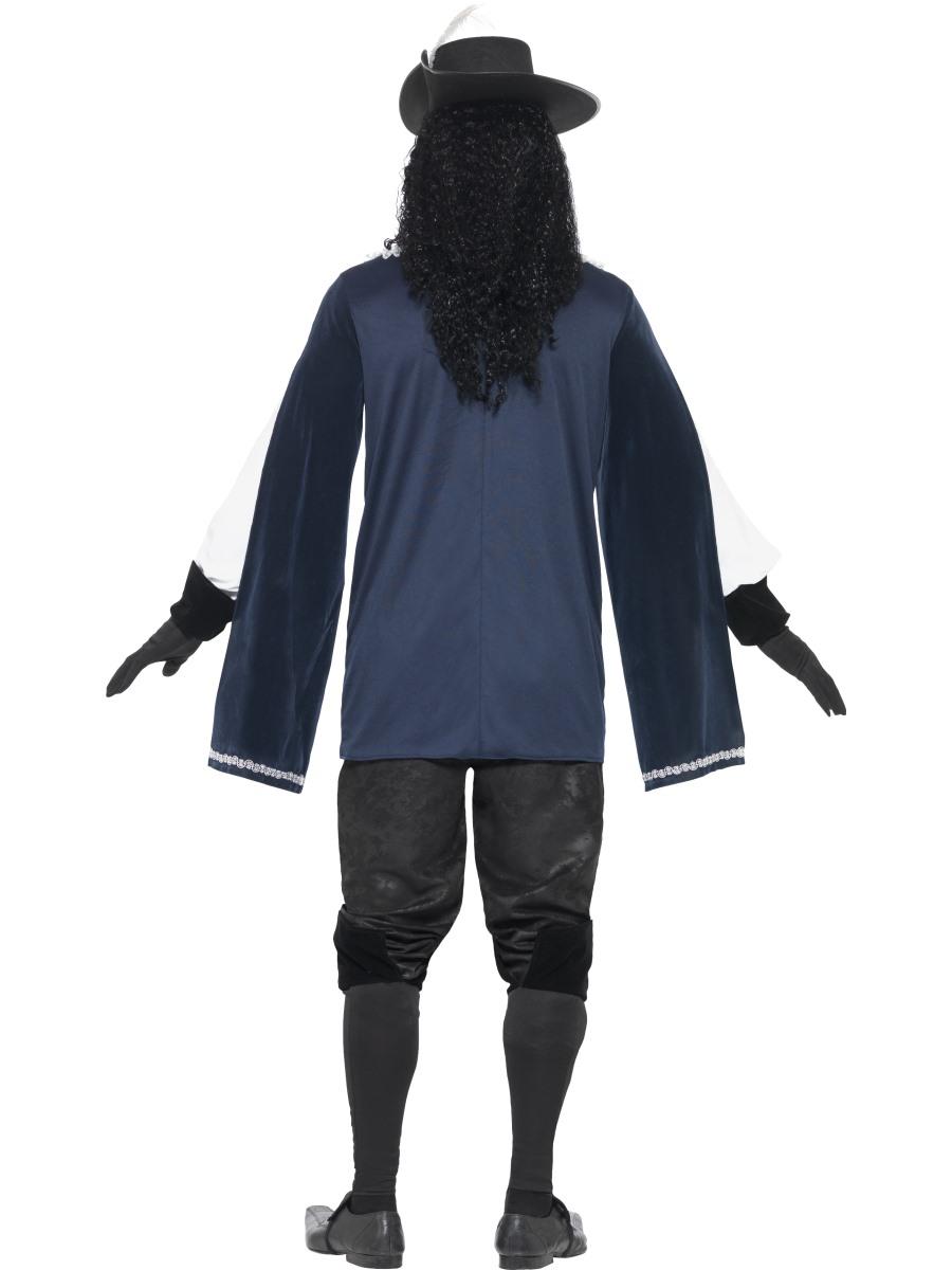 musketier kostuum online te bestellen. Black Bedroom Furniture Sets. Home Design Ideas