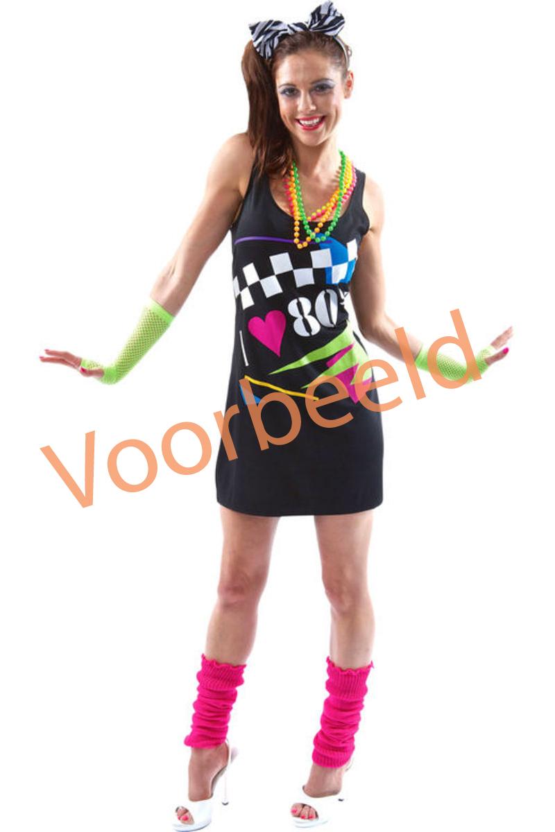 Extreem Leuke jaren 80 kleding voor dames en heren online! #XL67