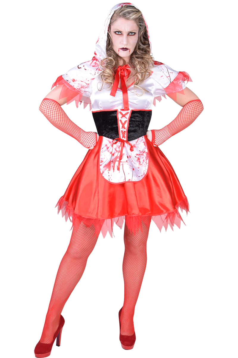 Halloween Sprookjes Kostuum.Halloween Kostuums Van Bekende Sprookjes Voor Dames