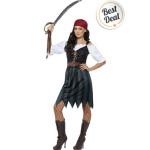 Piraat Deckhand Lady