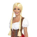 Tiroler Pruik Blond Beauty
