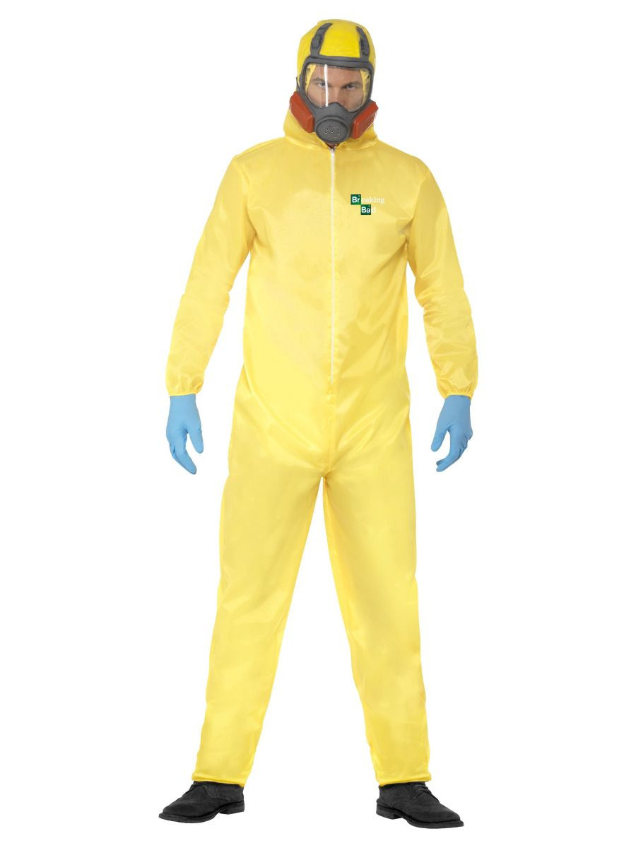 Breaking Bad Hazmat Kostuum