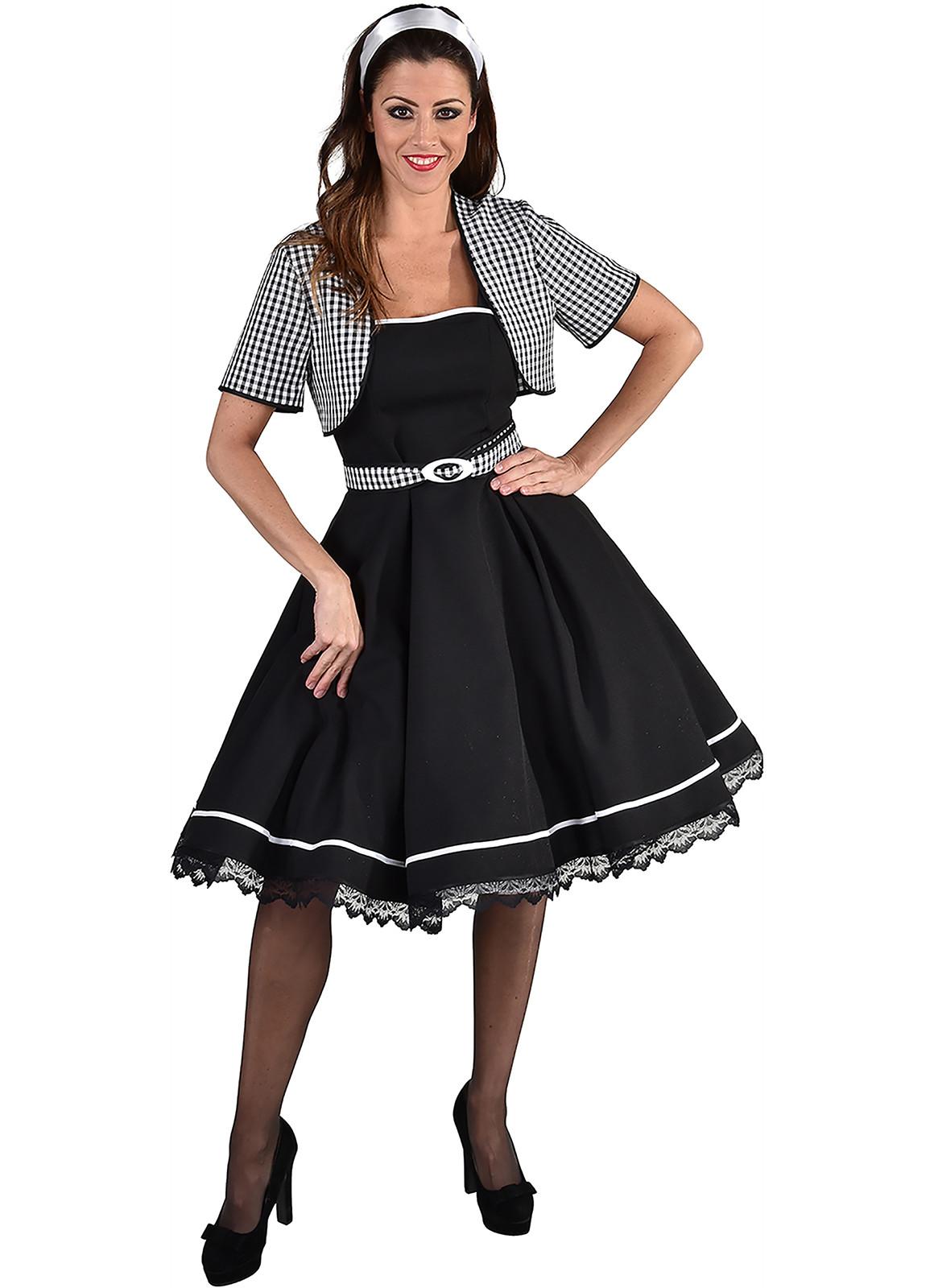 50s jurk jackie