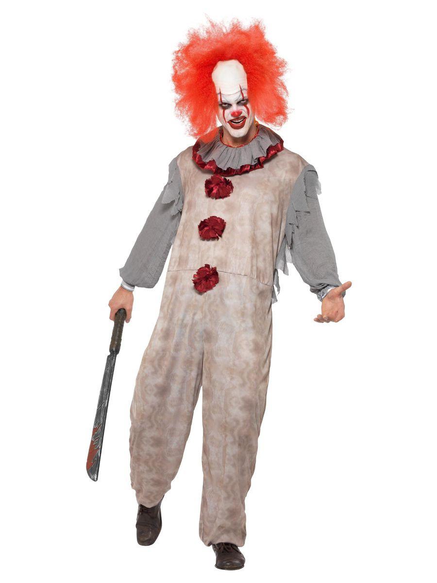 Heren Sinister Vintage Clown