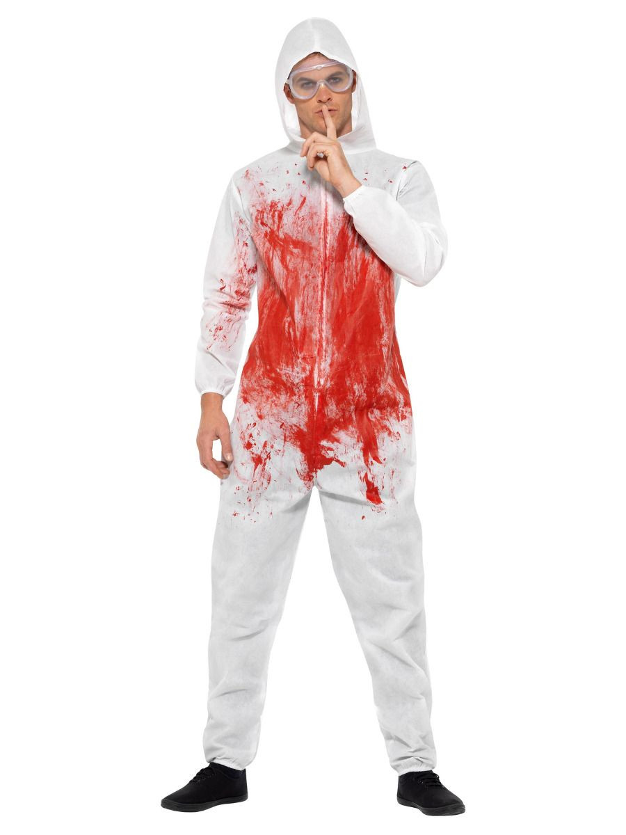Bloody Forensic Overall