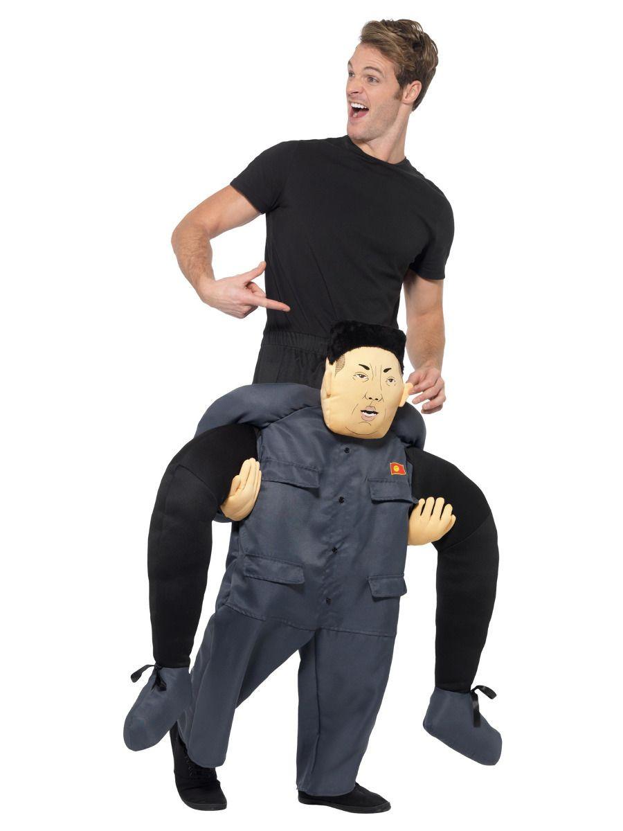 Dictator Piggyback Kostuum