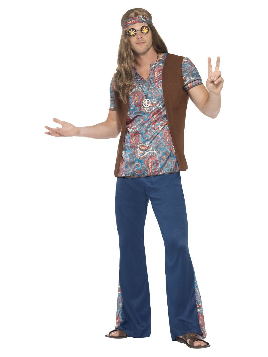 Orion Hippie Kostuum