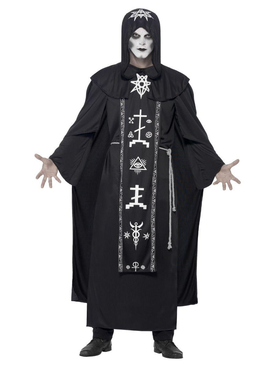 Duistere Krachten Kostuum