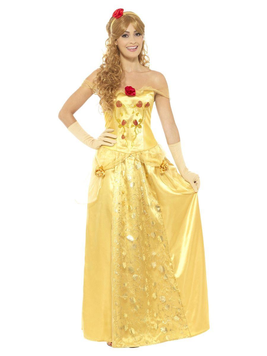 Belle Golden Princess