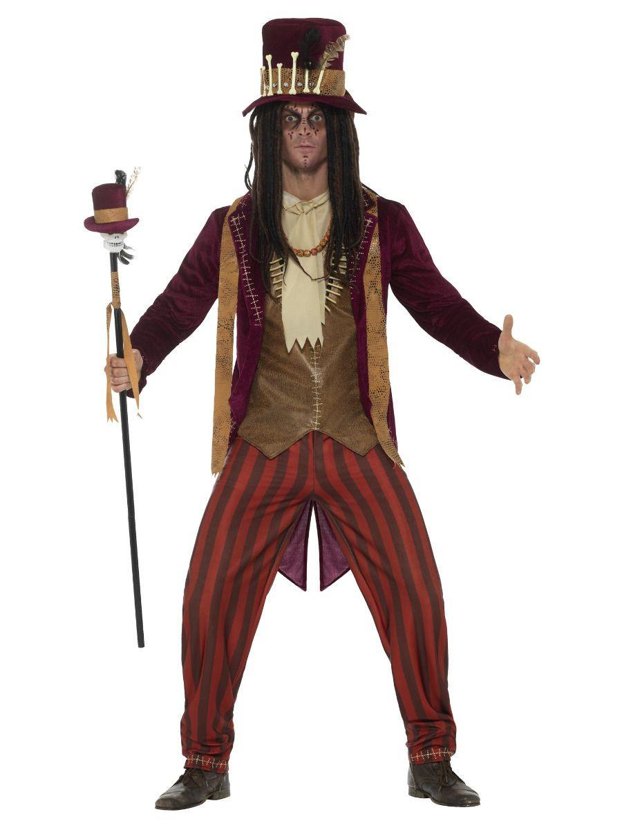 Voodoo Kostuum Heren