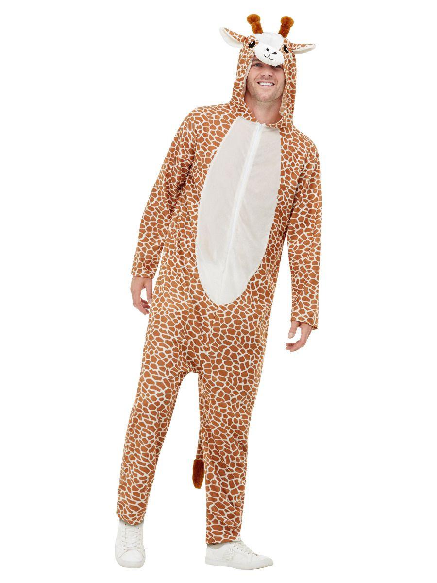 Jumpsuit Giraffe