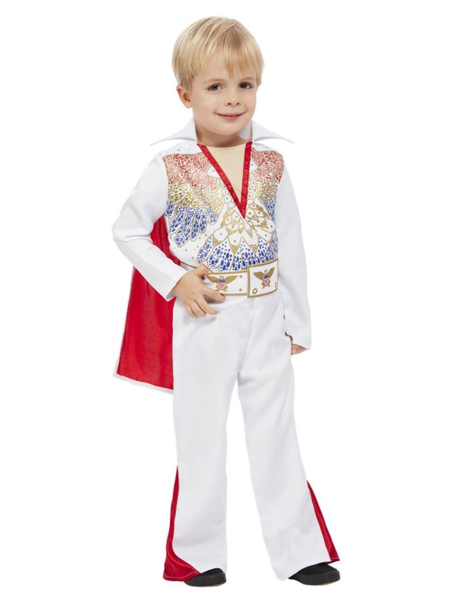 Elvis Kostuum Kids