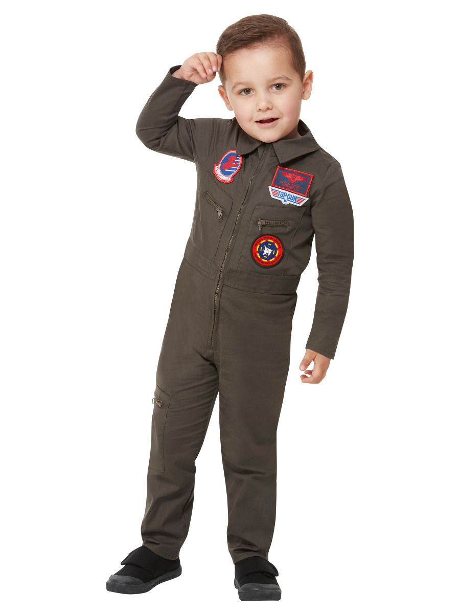 Kids Top Gun Jumpsuit