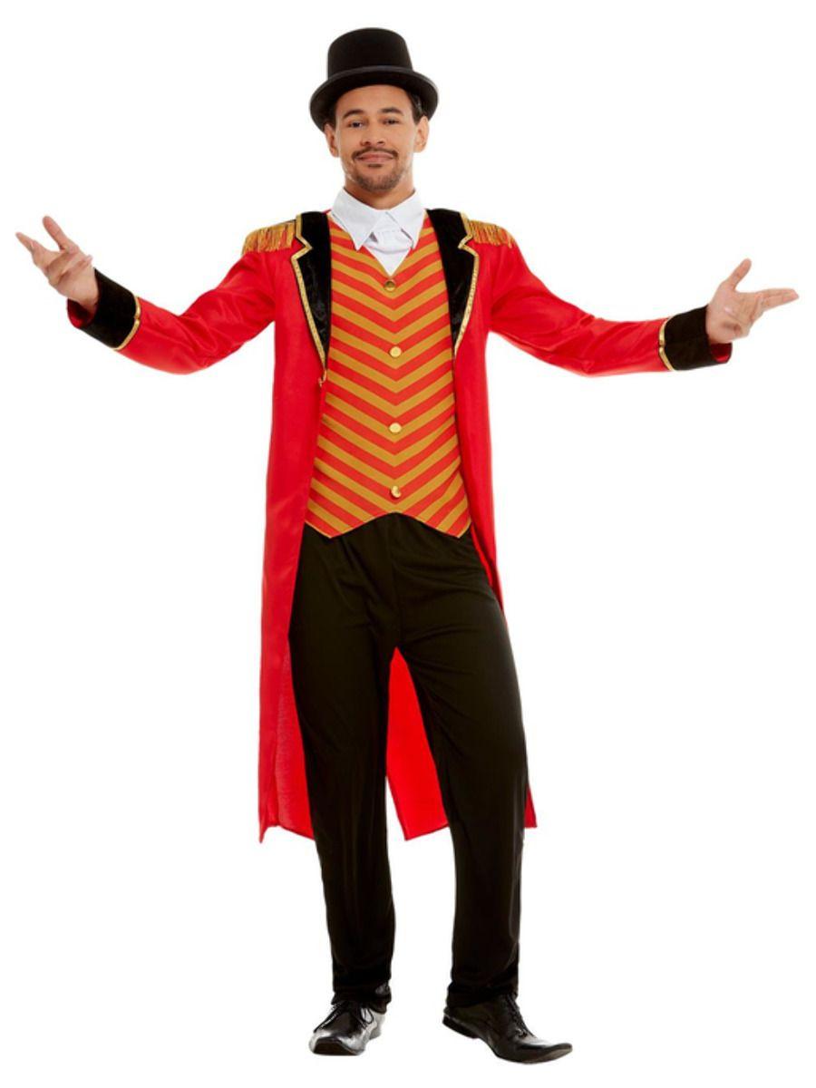 Heren Ringmaster Kostuum