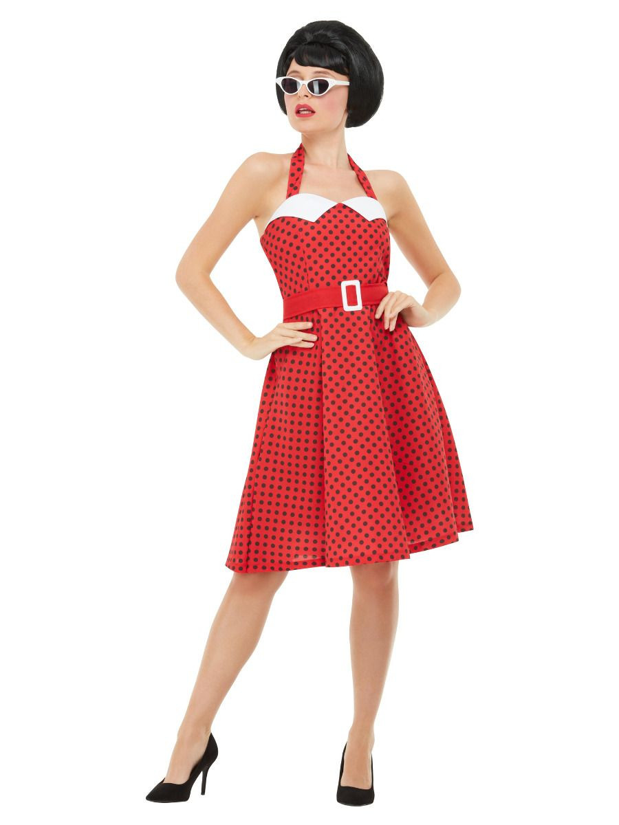 50s Rockabilly Jurk