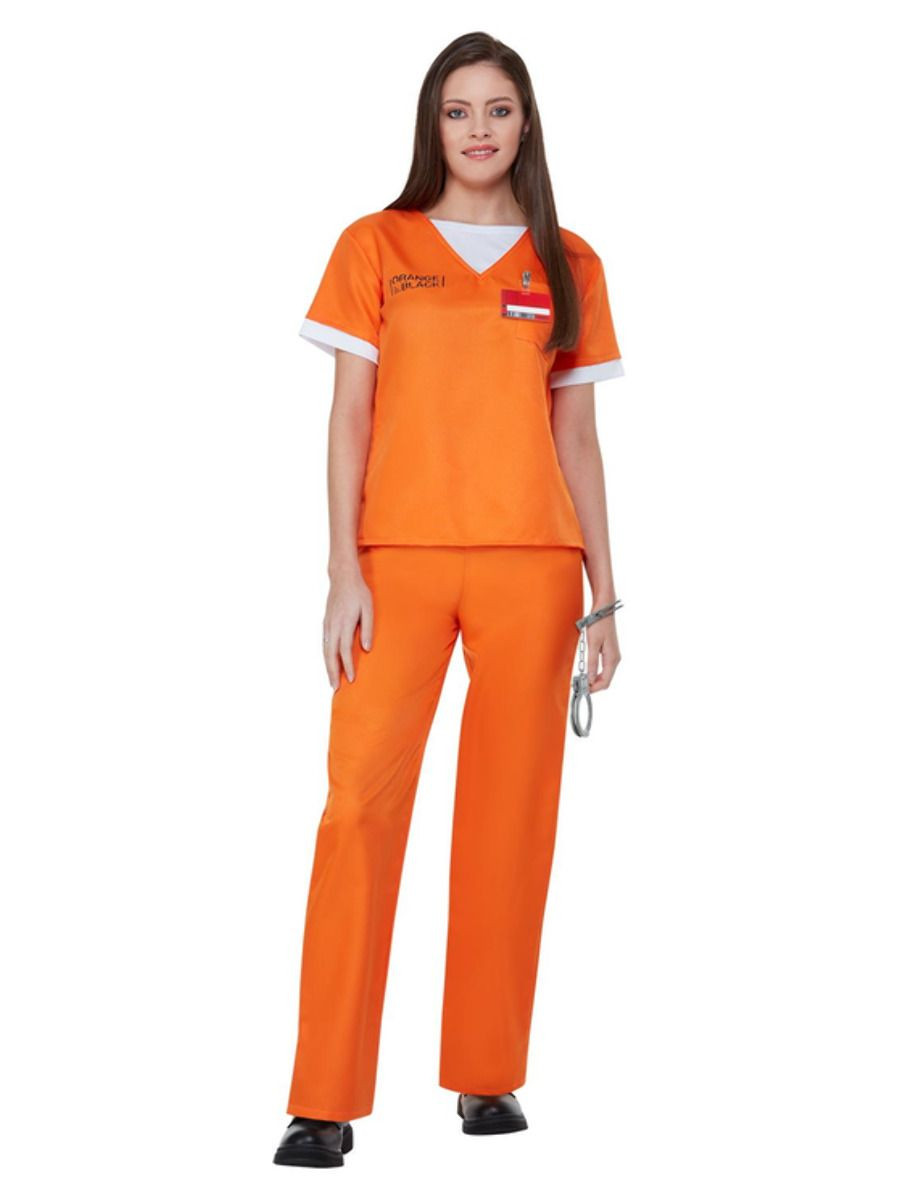 Orange is the new Black Kostuum