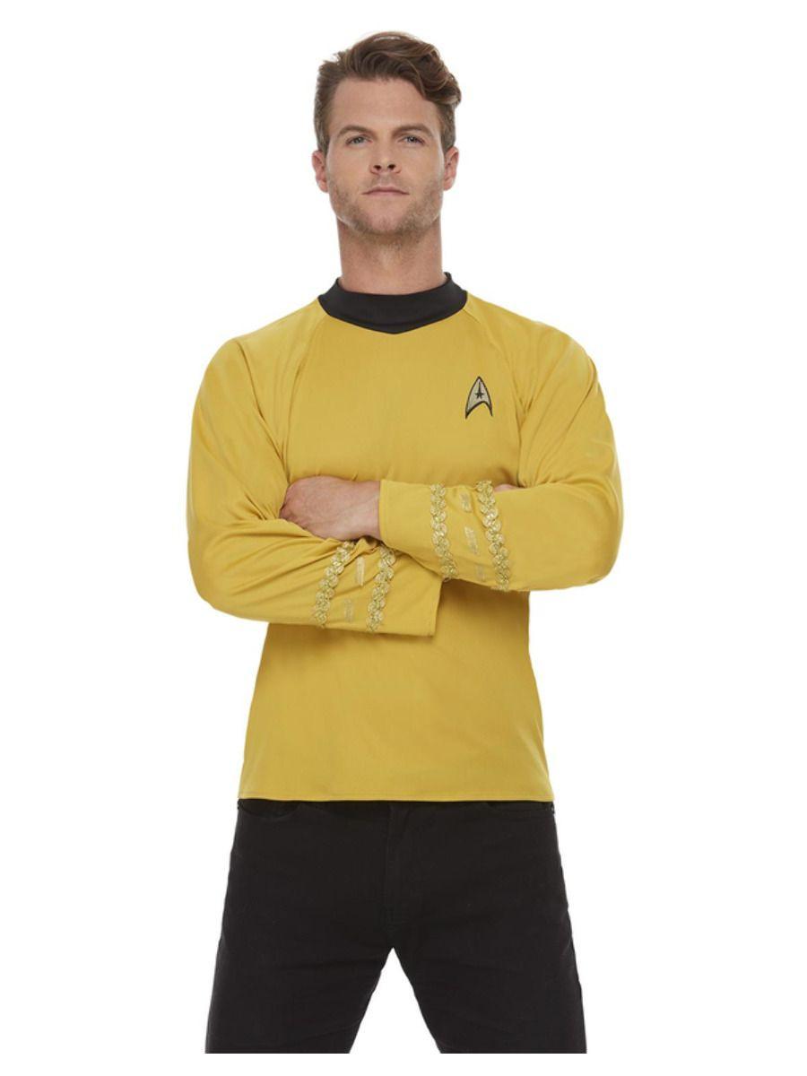 Star Trek Command Uniform