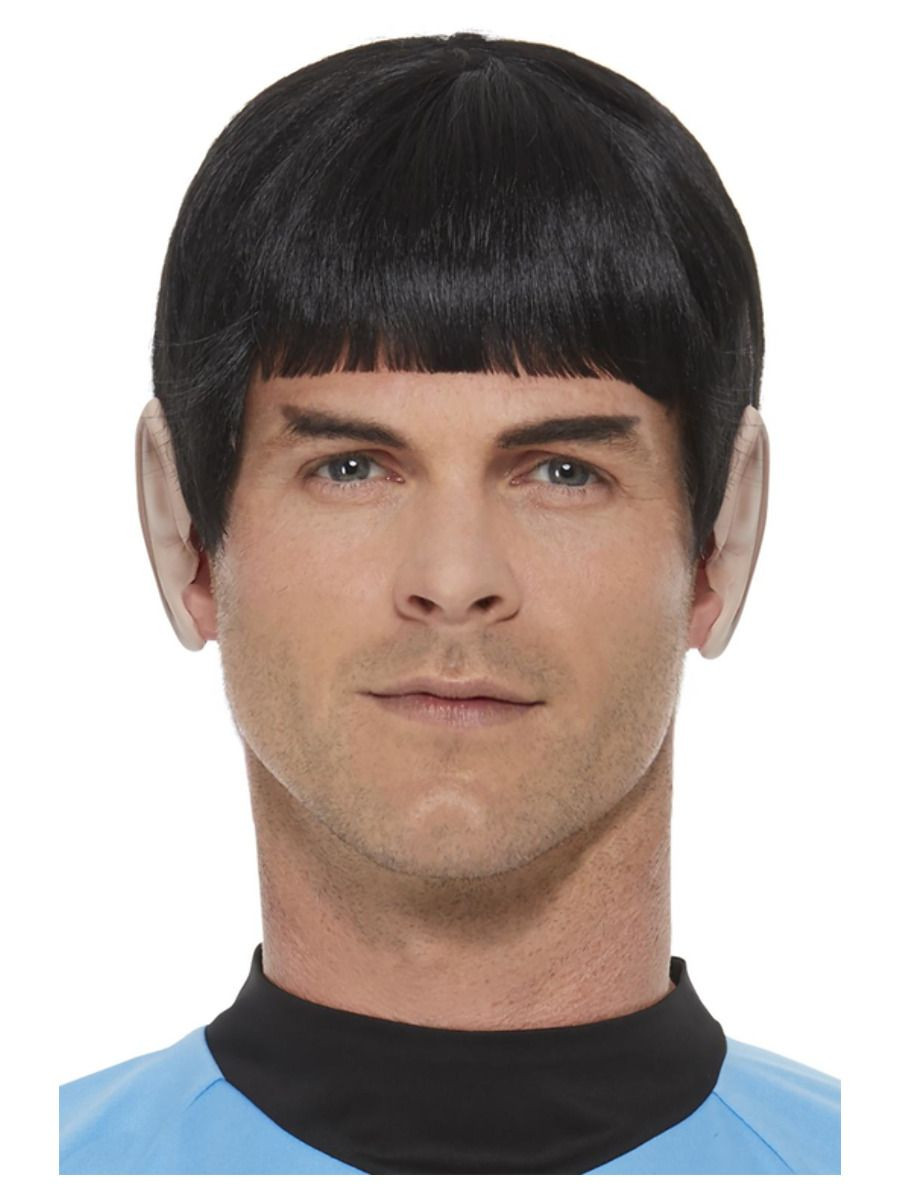 Star Trek Spock Pruik