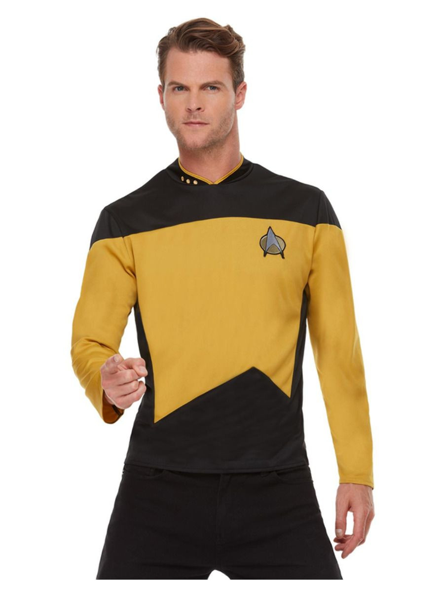 Star Trek Next Generation Gold Top