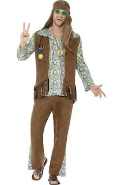 Kinderkleding Kostuum.Leuke Hippie En Jaren 60 Kleding Voor Dames En Heren