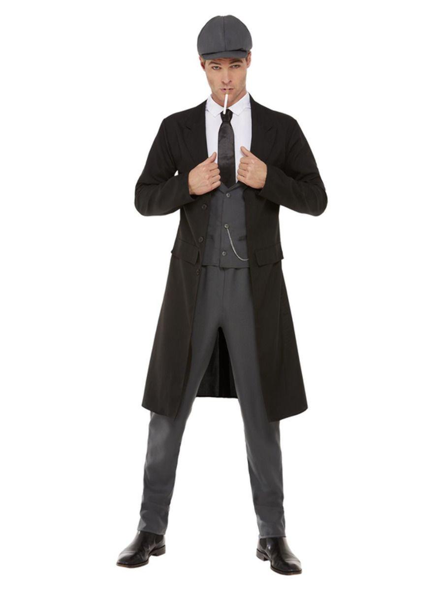 20s Blinding Gangster Kostuum