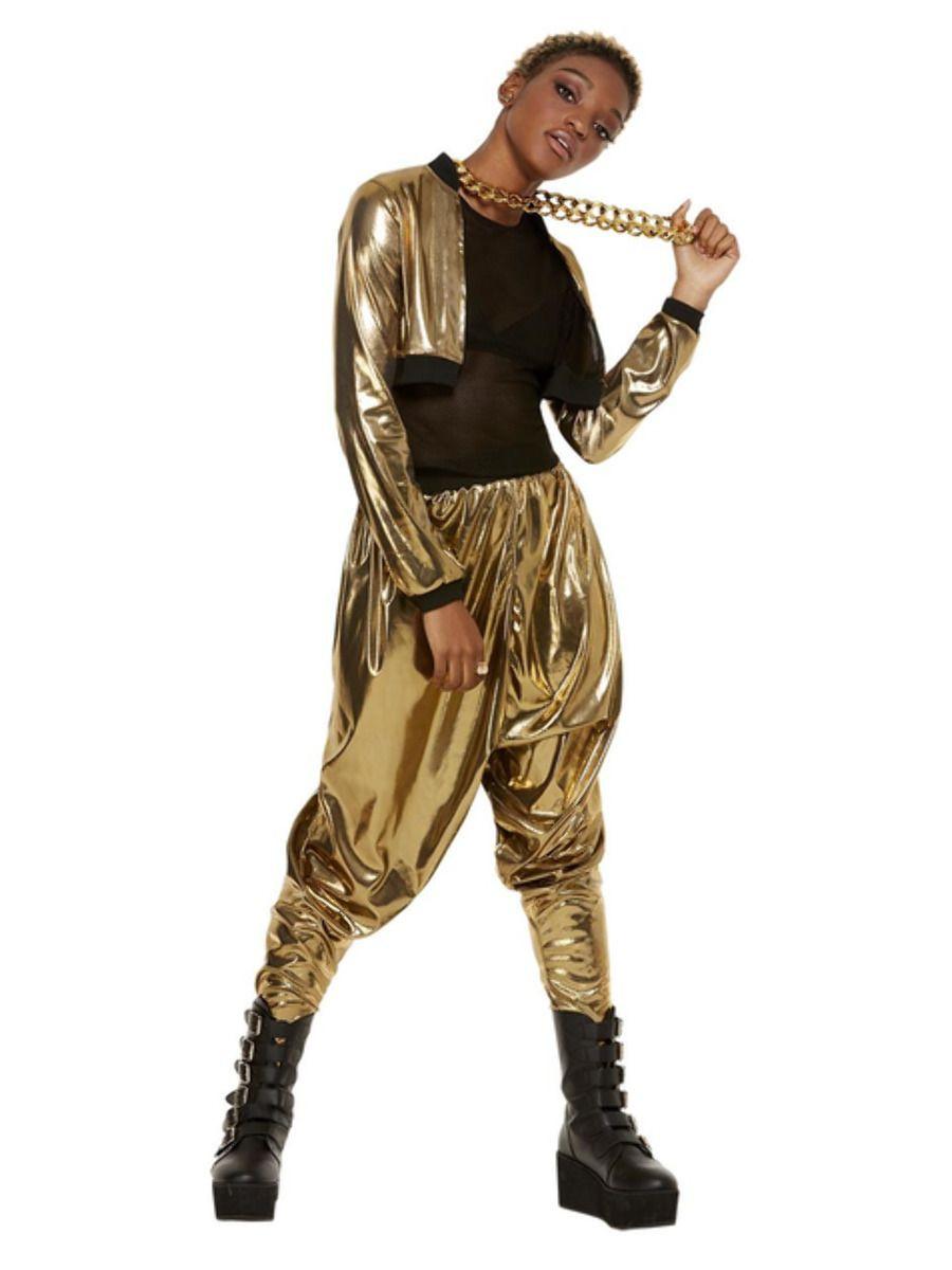 80s Hammer time Dames Kostuum