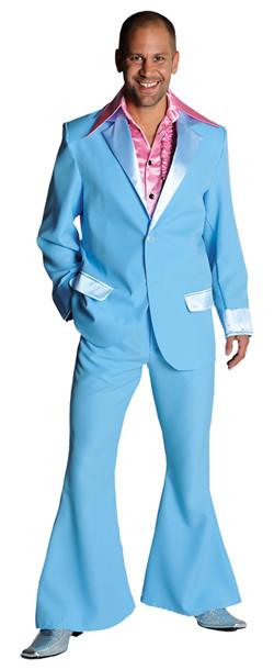 70s Pak Licht Blauw