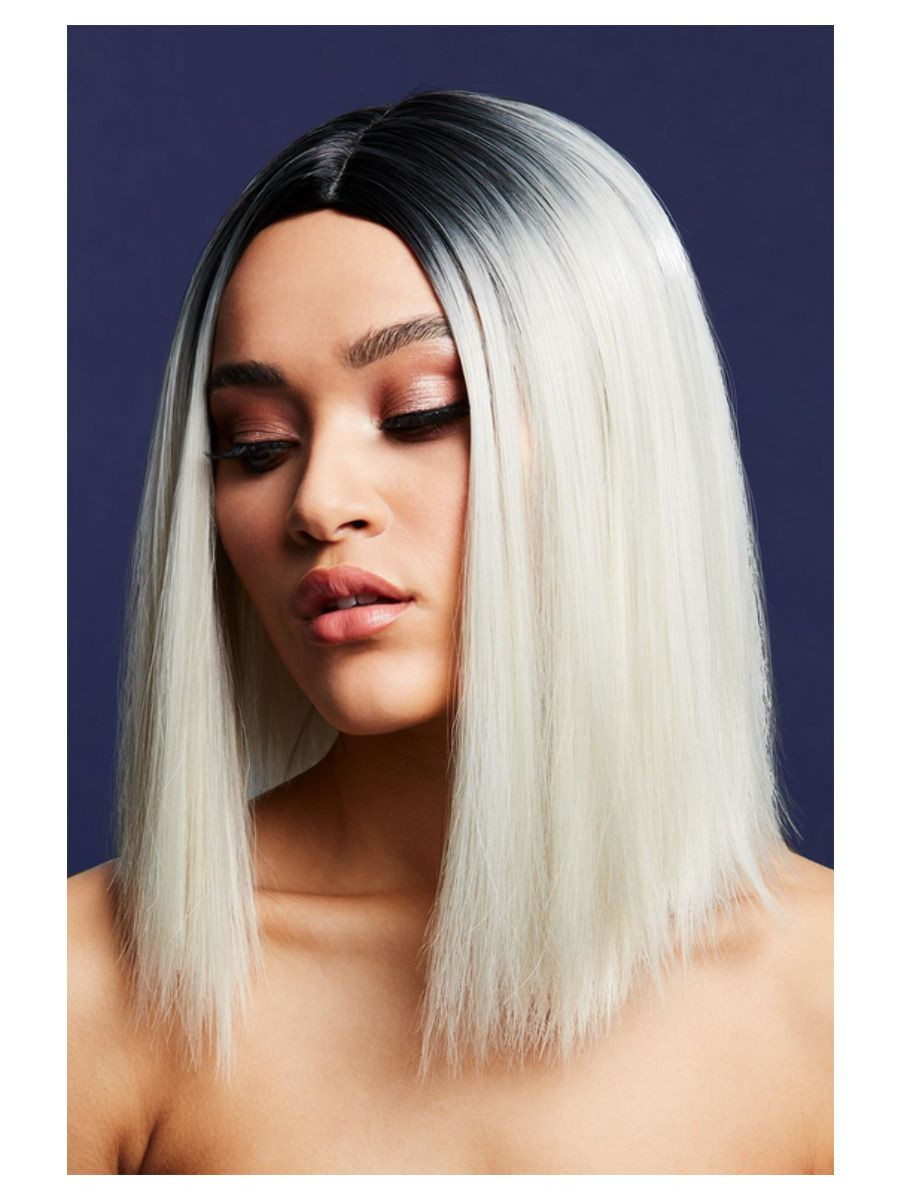 Kylie Fever Pruik Blond