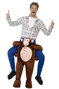 Aap Piggyback Kostuum