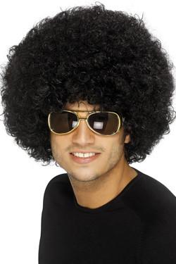 Funky Afro Pruik