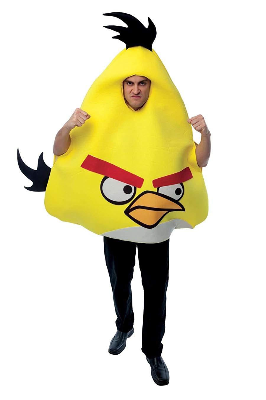Angry Birds Yellow kostuum