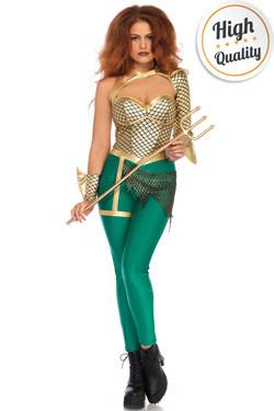 Aqua Warrior Kostuum