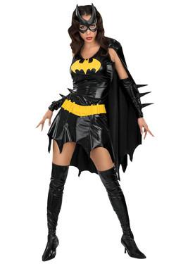 Batgirl Kostuum Sexy