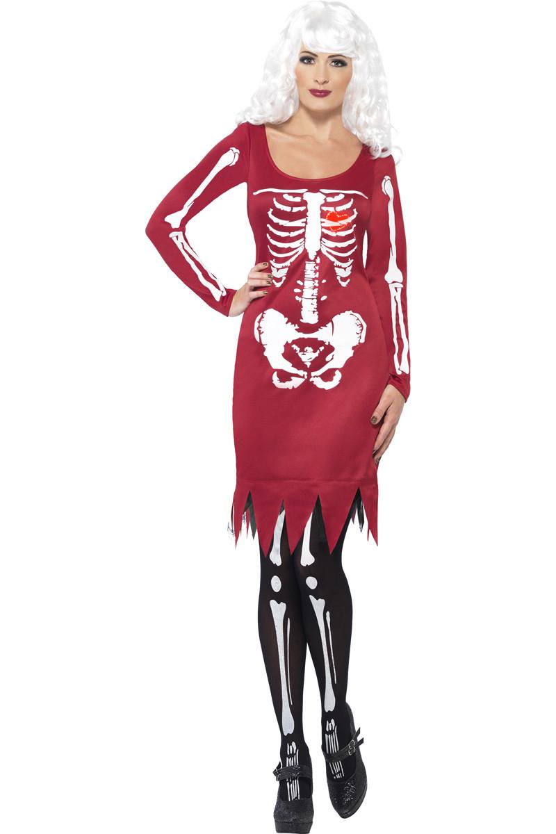 Beauty Bones Red
