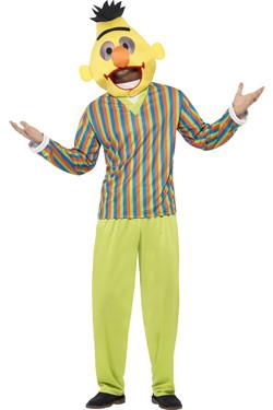 Bert Sesamstraat Kostuum
