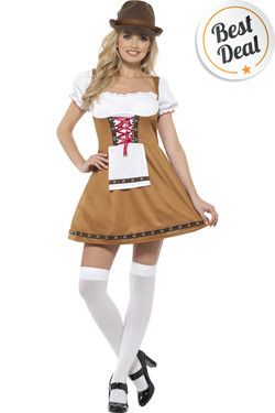 Bierfeest Jurk Bavarian Beer Maid