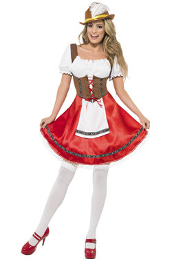 Bierfeest Jurkje Bavarian Wench