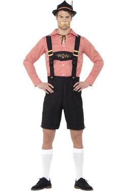 Bierfeest Kostuum Oktoberfest Man
