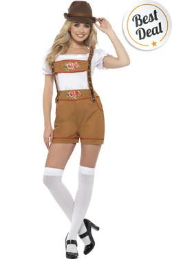 Bierfeest Kostuum Sexy Bavarian