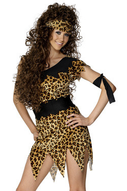 Cavewoman Leopard