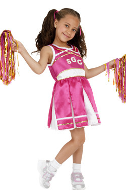 Cheerleader Kostuum Kids