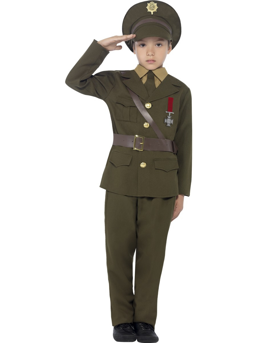 Army Officier Kids