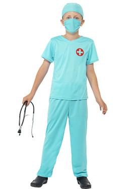 Chirurg Kostuum Kids