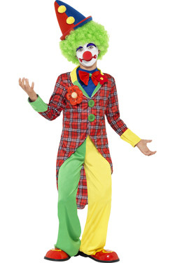 Clown Kostuum Kids