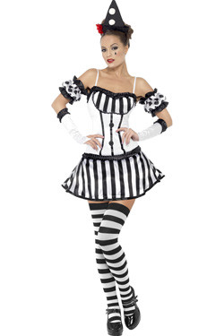 Clown Mime Diva
