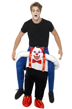 Clown Piggyback Kostuum