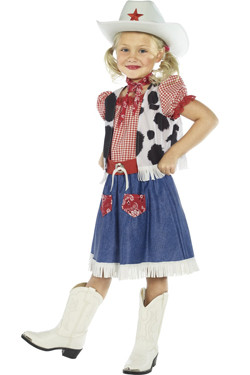 Rodeo Cowgirl Kids