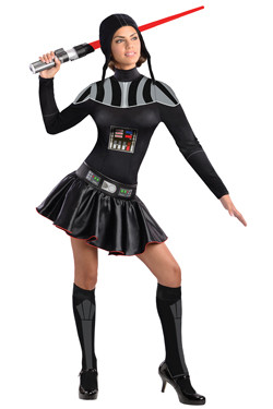 Darth Vader Lady Dress