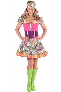 Day of the Dead Jurk Neon