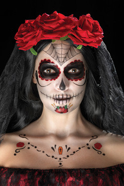 Day of the Dead Kit Rood